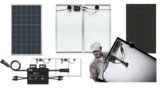 2 x 320Wp Jinko Solar Percium inclusief APS YC600 Omvormer en aansluitset!_5
