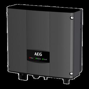 AEG 1 fase OMVORMER 750 tot 5.000 watt vanaf €400,-