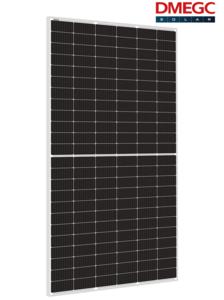 DMEGC 450Wp Mono half cel (zilver frame)