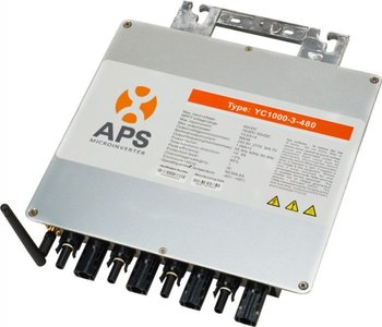 APS YC1000i VIERVOUDIGE micro omvormer