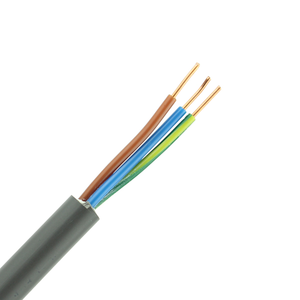 YMVK kabel 3 x 1,5mm2, per meter